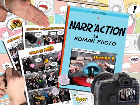 team building roman photo karaoké pour les entreprises en Alsace