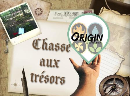 chasse aux trésors originale, activité au vert, forêt bas-rhin haut-rhin