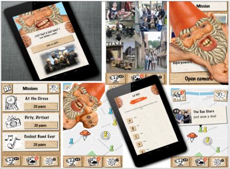 operation freddy jeu de piste urbain tablettes gps citygame jeu en equipe incentive rallye ville